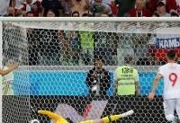 تیم ملی تونس مغلوب انگلیس شد