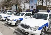مامور پلیس راهور رشوه ۶۰۰هزار تومانی را رد کرد