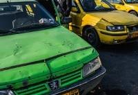 ۴۰ هزار تاکسی امسال نوسازی می شود