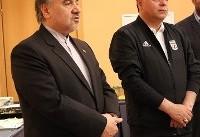 توضیحات فدراسیون فوتبال در خصوص حضور سلطانیفر در روسیه