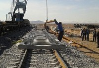 IRIR receives its first domestically-made rail cargo