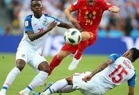 پیروزی بلژیک برابر پاناما در نخستین دیدار/ مقاومت یک نیمهای شکست