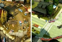 سرعت و هیجان در بازی Smash Bandits Racing