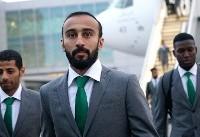 جام جهانی / موتورهای هواپیمای تیم ملی عربستان هنگام فرود در روستوف آتش گرفت