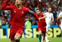 اسطوره فوتبال انگلیس رونالدو را بهتر از مسی، مارادونا و پله میداند