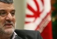 عملیات اجرایی طرح انتقال آب برای احیای نخیلات شادگان با حضور وزیر جهاد ...