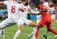 انگلیس ۲ ـ تونس ۱، سه شیرها طلسم خود را شکستند!