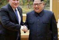 پامپئو بار دیگر به کره شمالی میرود