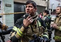حریق درپاساژ تهران/جستجوی مصدومان ادامه دارد/۳آتش نشان مصدوم شدند
