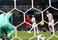 تیم ملی ایران سرسخت و فوق العاده است