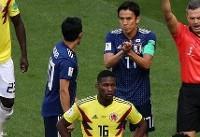 ویدئو / خلاصه دیدار کلمبیا و ژاپن در جام ۲۰۱۸