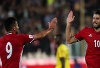 تیم ملی فوتبال ایران برابر اسپانیا قرمز میپوشد