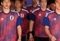 دقیقه ۳۵/ کلمبیا صفر - ژاپن یک/ پنالتی زودهنگام چشم بادامی ها را پیش انداخت