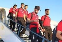 تیم ملی سرخپوش میشود