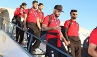 رنگ پیراهن تیم ملی ایران در بازی با اسپانیا