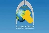 عراق بمباران مقر الحشد الشعبی در مرز سوریه را محکوم کرد