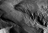 Extreme volcanic eruptions could explain mysterious rock formation on Mars