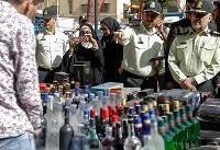 دستگیری ۱۰۳۷ معتاد متجاهر / انهدام ۱۹باند سرقت در پایتخت +عکس
