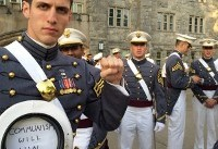 Army splits with West Point grad who touted communist revolt