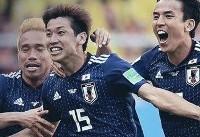 جامجهانی/ کلمبیا ۱_۲ ژاپن؛ پیروزی آسیاییها مقابل شاگردان ده نفره پکرمن