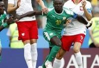 ویدئو / خلاصه دیدار سنگال و لهستان در جام ۲۰۱۸