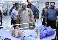 بازدید سرزده دادستان قزوین از بیمارستان شهید رجایی در جهت صیانت از حقوق عامه + تصاویر