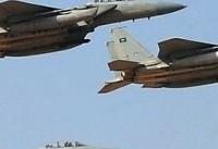 جنگنده های عربستان ۴۰ نوبت فرودگاه الحدیده را بمباران کردند