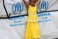 از هر ۱۱۰ نفر، یک نفر اجبارا مهاجرت میکند