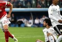 ویدئو / خلاصه دیدار روسیه و مصر در جام ۲۰۱۸