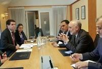 دیدار صالحی با دبیرکل سازمان ملل در نروژ (+عکس)/ گوترش: برجام نقشی موثر در امنیت جهان دارد