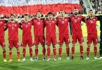 لباس تیم ملی با اسپانیا جابجا شد