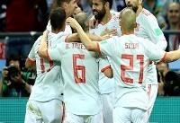 واکنش رویترز به برد اسپانیا مقابل ایران/ کاستا با گل شانسی خود به برد ماتادورها کمک کرد