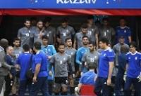 تصاویر : آخرین تمرین ملی پوشان فوتبال ایران پیش از دیدار با اسپانیا