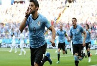 خلاصه بازی اروگوئه ۱ - عربستان ۰