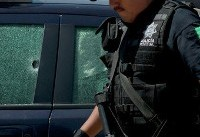 درگیری پلیس مکزیک با قاچاقچیان مواد مخدر، ۴ کشته برجای گذاشت