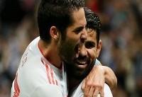 رکورد جدید «کاستا» با گلزنی مقابل ایران