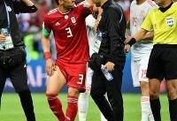 حاج صفی: با استراحت برای بازی بعدی آماده میشوم/ نشد ندارد!