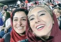 موافقت پلیس با پخش مسابقه فوتبال ایران و اسپانیا در ورزشگاه آزادی