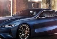 جدیدترین محصول BMW سِری ۸ (عکس)