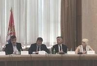 خسرو تاج بر توسعه تجارت ایران با صربستان تاکید کرد