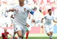 پرتغال جای ایران را در صدر جدول گرفت/ مراکش اولین حذف شده از جام جهانی