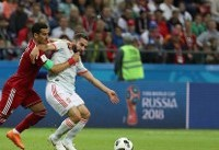 تمجید تلویزیون دانمارک از عملکرد تیم ملی ایران مقابل اسپانیا
