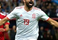 پیروزی اسپانیا برابر ایران شانسی بود