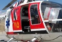 یک فروند بالگرد با توانایی دید در شب به اورژانس مشهد تحویل داده می شود