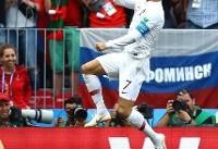 ویدئو / خلاصه دیدار پرتغال و مراکش  در جام ۲۰۱۸