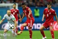 ویدئو / خلاصه دیدار ایران و اسپانیا در جام ۲۰۱۸