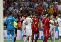 بازتاب باخت تیم ملی فوتبال ایران در رسانههای جهان