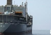 بزرگترین ناو ایران به دریا بازگشت