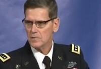 دیدار دو مقام ارشد نظامی آمریکا با شاه اردن