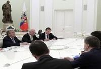 دبیرکل سازمان ملل با «پوتین» دیدار کرد